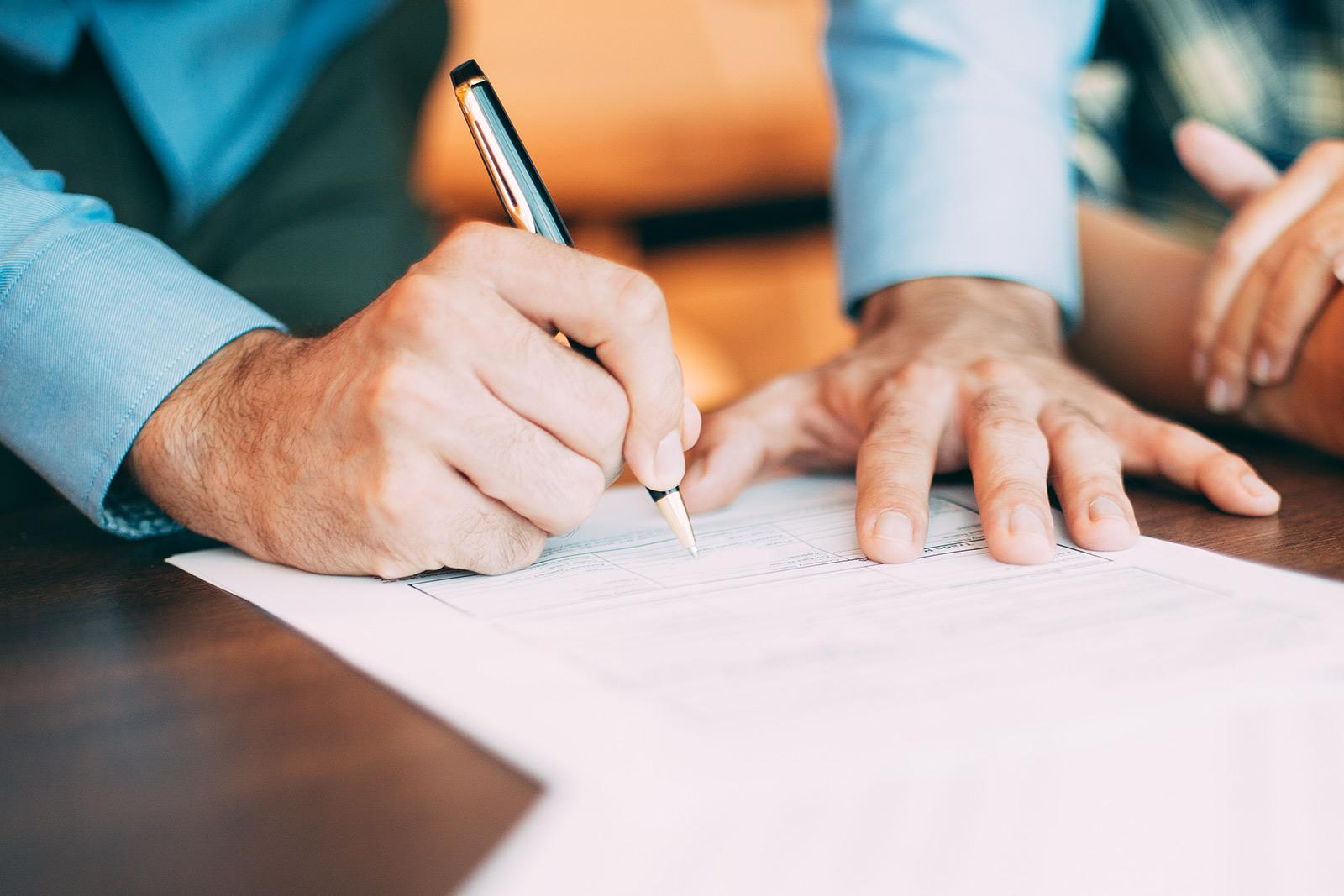 Cómo realizar un testamento